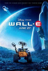 WALL•E (v.f.) Movie Poster