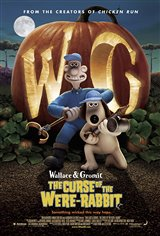 Wallace & Gromit: The Curse of the Were-Rabbit Movie Poster