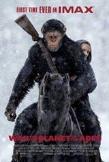 War for the Planet of the Apes: The IMAX 2D Experience Movie Poster