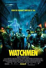 Watchmen (2009) Movie Poster