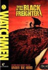 Watchmen: Tales of the Black Freighter/Under the Hood Movie Poster