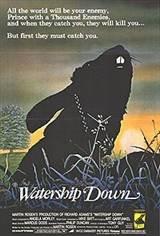 Watership Down Movie Poster