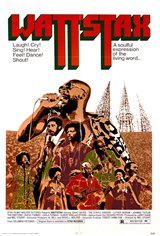 Wattstax Movie Poster