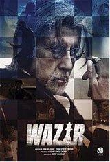 Wazir Movie Poster
