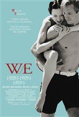 W./E. Movie Poster