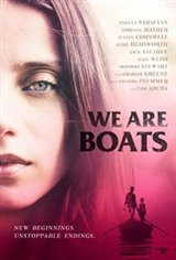 We Are Boats Affiche de film