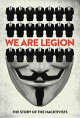We Are Legion: The Story of the Hacktivists Movie Poster