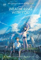 Weathering with You Affiche de film