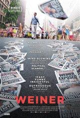 Weiner Movie Poster