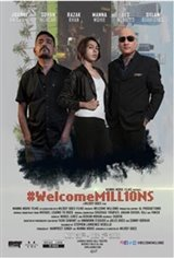 Welcome M1LL10NS Movie Poster