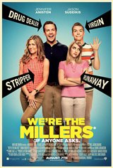 We're the Millers Movie Poster Movie Poster