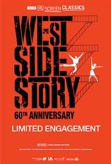 West Side Story 60th Anniversary presented by TCM Affiche de film