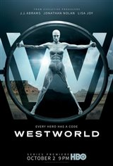 Westworld (HBO) Movie Poster Movie Poster