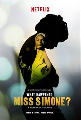 What Happened, Miss Simone? Movie Poster