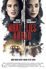What Lies Ahead Large Poster