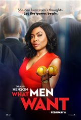 What Men Want (v.o.a.) Affiche de film