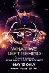 What We Left Behind: Star Trek DS9 Large Poster