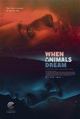 When Animals Dream Movie Poster