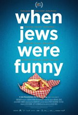 When Jews Were Funny Movie Poster Movie Poster