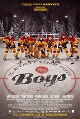 When We Were Boys Movie Poster