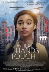 Where Hands Touch Large Poster