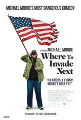 Where to Invade Next Movie Poster
