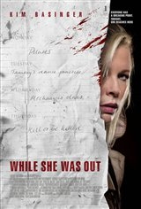 While She Was Out Movie Poster Movie Poster