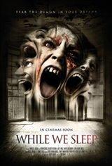 While We Sleep Movie Poster