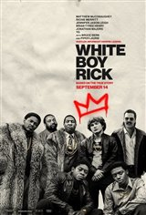 White Boy Rick Movie Poster Movie Poster