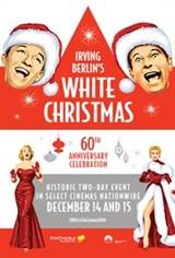White Christmas 60th Anniversary Movie Poster