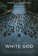 White God Large Poster