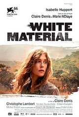 White Material with To the Devil Movie Poster