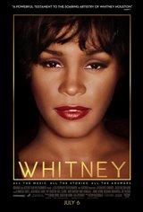 Whitney (v.o.a.s.-t.f.) Movie Poster