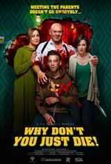 Why Don't You Just Die! Movie Poster