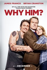 Why Him?  Movie Poster Movie Poster