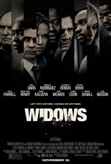Widows Movie Poster Movie Poster