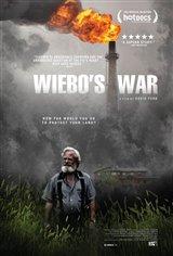 Wiebo's War Movie Poster