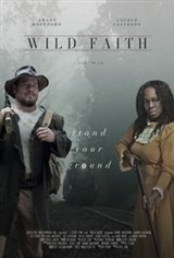 Wild Faith Large Poster