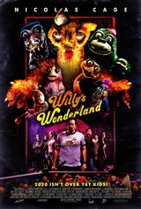 Willy's Wonderland Movie Poster