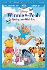 Winnie the Pooh: Springtime with Roo Large Poster