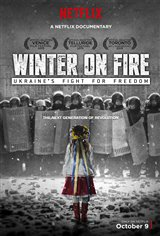 Winter on Fire: Ukraine's Fight for Freedom Movie Poster