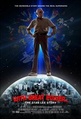 With Great Power: The Stan Lee Story Movie Poster