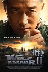 Wolf Warrior 2: The IMAX Experience Movie Poster