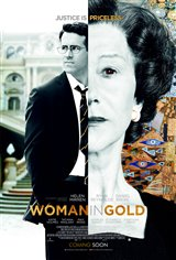 Woman in Gold Movie Poster Movie Poster