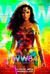 Wonder Woman 1984 Movie Poster Movie Poster