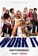 Work It (Netflix) Movie Poster