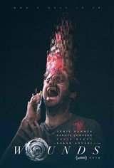 Wounds (Netflix) Movie Poster