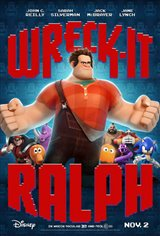 Wreck-It Ralph Movie Poster Movie Poster