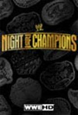 WWE: Night of Champions 2009 Movie Poster