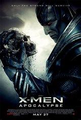 X-Men: Apocalypse Movie Poster